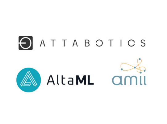 Attabotics Partners With AltaML and Amii to Bolster Artificial Intelligence and Machine Learning Cap