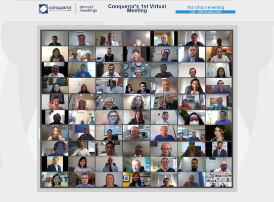First-ever Virtual Event held by Conqueror Freight Network yields remarkable outcome