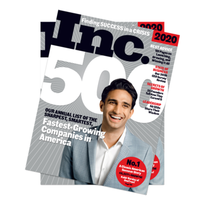 Logistics Plus is Once Again Named to the Inc. 5000  Annual List of Fastest-Growing Companies