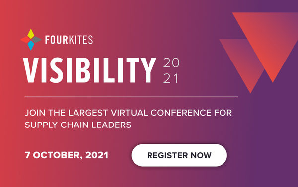 Supply chain leaders to Chart Future of Supply Chain Visibility at FourKites Visibility 2021