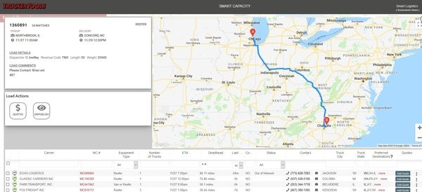 USA Truck Adopts Trucker Tools Smart Capacity to Enhance Carrier Engagement, Empower Brokers