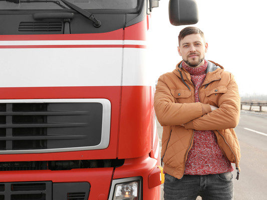 Amidst Covid-19 Chaos, UK Truck Drivers Rise to the Challenge