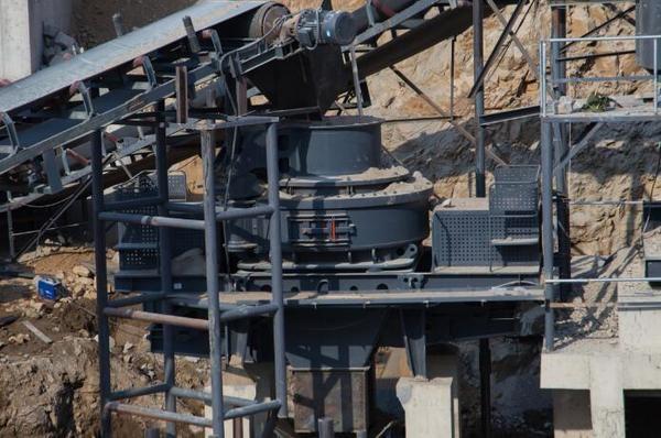 8 operating procedures of sand making machine