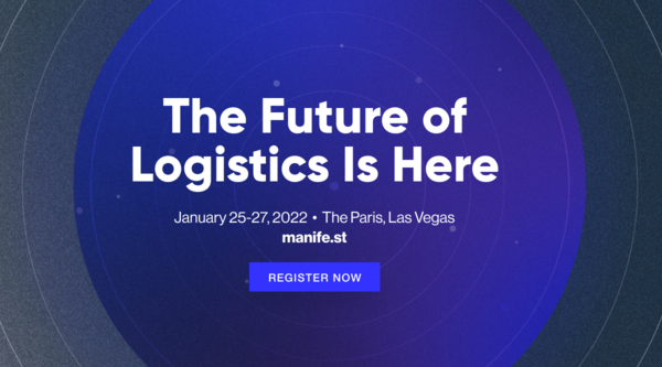 The Future of Logistics is at Manifest