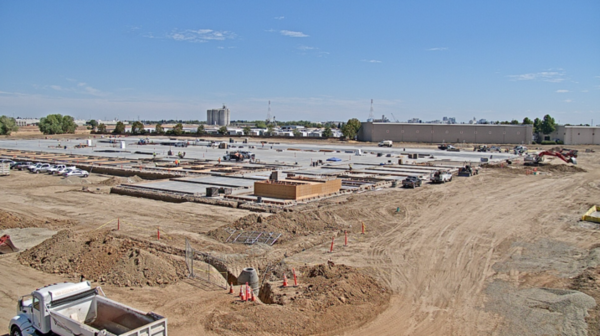 Dermody Properties Reaches Construction Milestone at LogistiCenter℠ at Southport