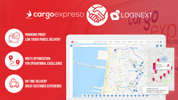 Cargo Expreso partners with LogiNext and Oracle for Express Parcel Delivery