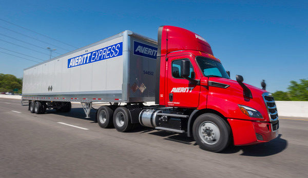 Averitt Named 2019 LTL Carrier of The Year by LG Electronics