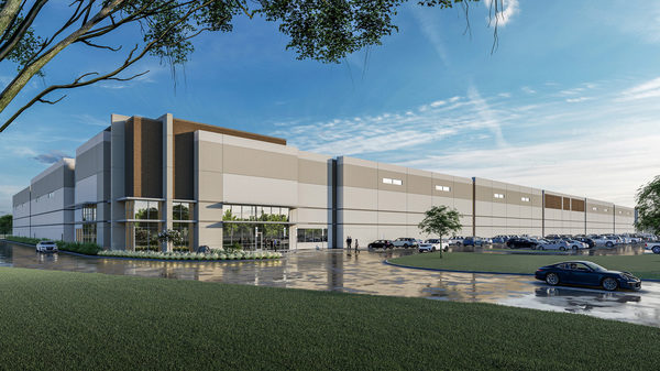 CT Realty 100% Pre-Leases New Irving TX Industrial Development