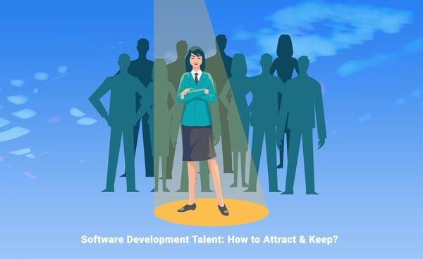 Software Development Talent: How to Attract & Retain