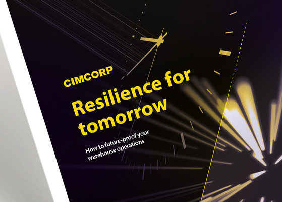 Cimcorp Shares Innovative Strategies for Building Business Resilience and Future-proofing Warehouse