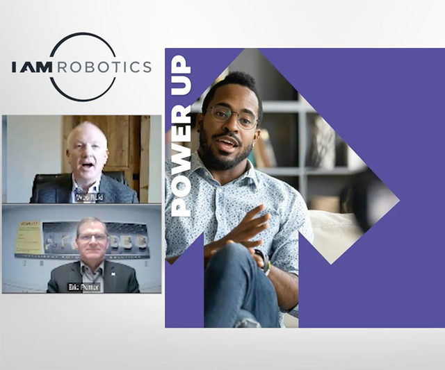 Iam robotics extending collaborative technology thumb